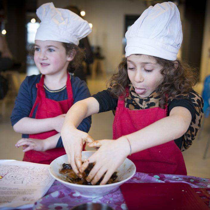 jodendom kookworkshop kinderen